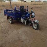 Nieuw vervoermiddel om eieren, voer en water in te vervoeren