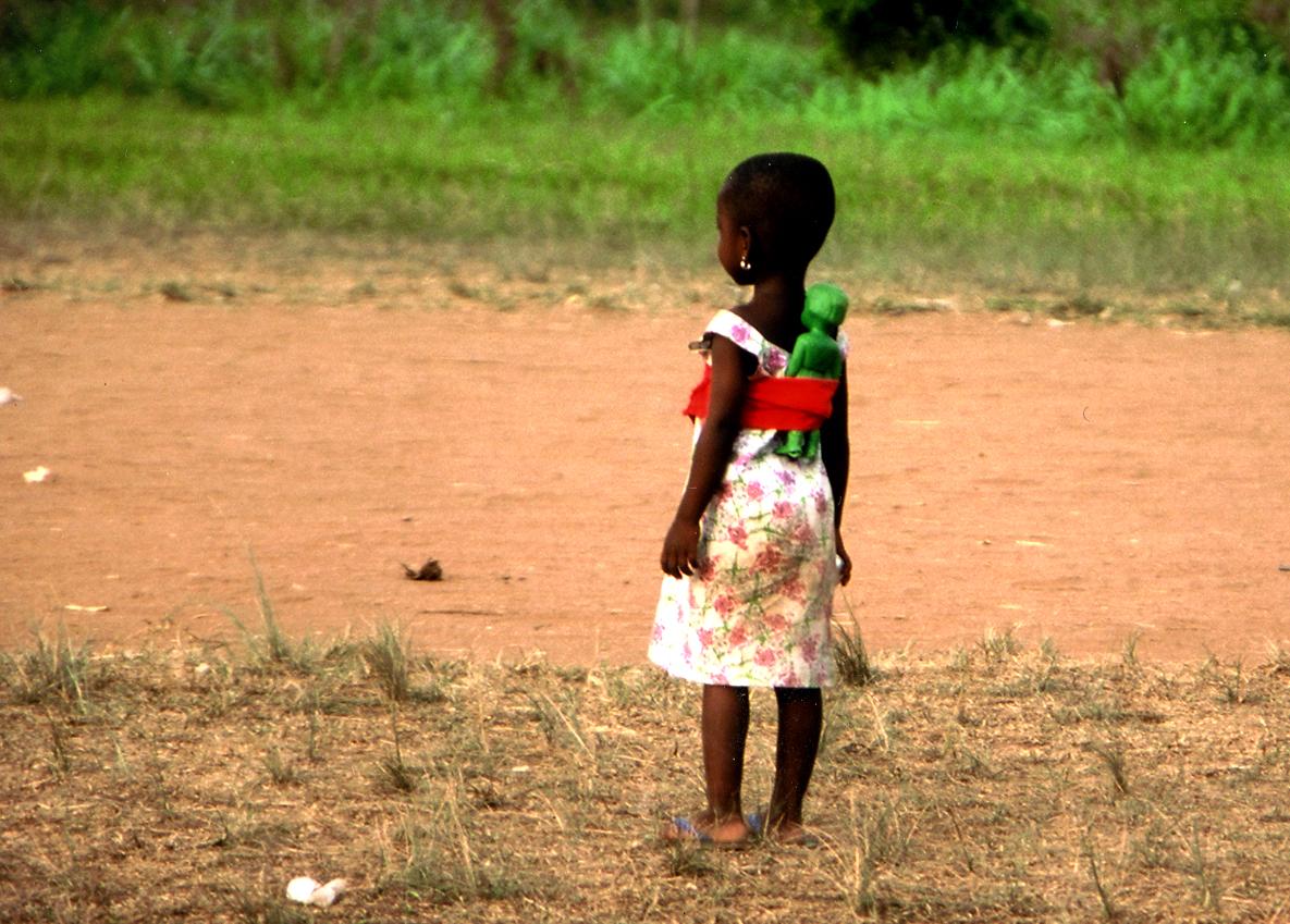 De situatie in Noord Ghana